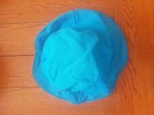 Weird Fish Blue/Beige Reversible Fishing Bucket Hat