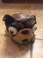 UGGLYS PET SHOP - PUG DOG Gross Electronic Pup-Pet Moose Toys - Tested & Working