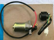 Brand New Starter & Solenoid For Geely, Meitian & Other Chinese Scooters