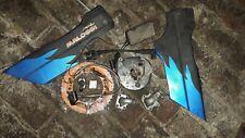 lot de pièces pour ancienne mobylette motobécane motoconfort