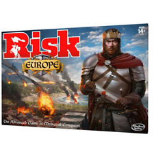 Hasbro Risk Europe Board Game