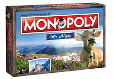 Monopoly Allgäu Regional Cityedition Game Party Game Board Game