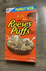 Kaws Reese's Puffs Limited Edition Cereal Rare Factory Sealed