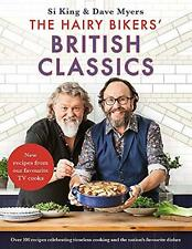 Recipe Cook Book The Hairy Bikers British Classics Kitchen Food Dishes Hardcover
