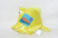 Disney Finding Nemo Bubbles Fish Yellow Plush Soft Stuffed Doll Toy 6''