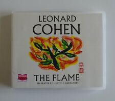 The Flame: by Leonard Cohen - Poetry - Unabridged Audio 4CDs