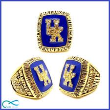 1998 UK Kentucky Wildcats Ring Basketball National Championship Rings