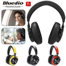 Bluedio T7 Headphones Active Noise Cancelling Wireless Headsets Face Recognition