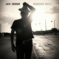 JACK INGRAM - MIDNIGHT MOTEL [SLIPCASE] NEW CD