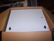 New Hoffman L Box Wall Mount Cabinet 24 X 20 X 10 Quarter Turn Dbl242010g