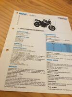 BMW F800R K73/11 2015 0B04 F800 R F 800 Fiche technique moto RMT ETAI