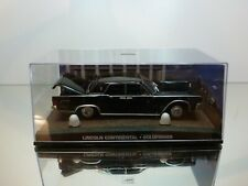 UNIVERSAL HOBBIES LINCOLN CONTINENTAL GOLDFINGER 007 - 1:43 - EXCELLENT IN BOX
