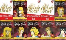 DVD Lady Oscar Vol 2-5-6-7-8-9-10 - (7 DVD) yamato VIDEO Neu
