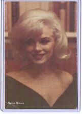 #200  MARILYN MONROE NORMA JEAN CELEBRITY REPRODUCTION POSTCARD 1980