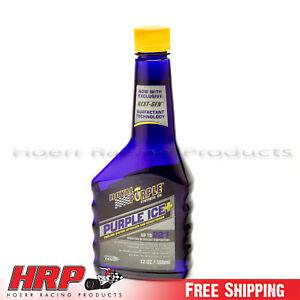 Royal Purple 01600 Purple Ice Radiator Coolant Additive 12oz. Bottle