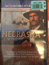 Wagons West Ser.: Wagons West Nebraska! No. 2 (2002, Cassette, Abridged)