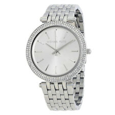 Women's Watch Michael Kors MK3190 Darci Dress Watches Quartz Silver Tone
