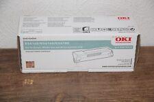 Toner Original Noir OKI 43979223 - OKI ES4110 ES4160 ES4180