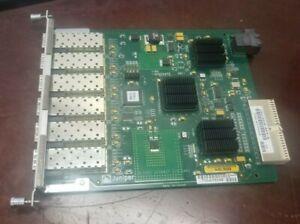 Juniper 6x 1000 SFP uPIM 6 Port Gigabit I/O Card 710-015149