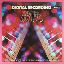 Stanley Black his Piano & Orchestra - Digital Magic, Decca TXDS-501 Ex+