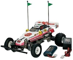Tamiya 1/10 No.56 XB Mighty Frog 2.4GHz with radio Painted finished product 5775