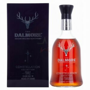 THE DALMORE CONSTELLATION 1992 CASK 18 53,8° CL 70