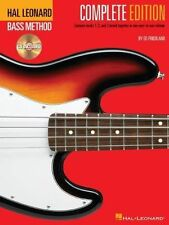Hal Leonard Bass Method - Complete Edition: Boo... by D.Dean Mixed media product