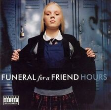 Funeral for a Friend - Hours  CD terry date UTB