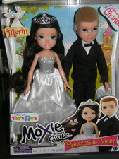 "MOXIE girlz  "" princess & prince "" dolls. . .be true*be you. . . new!"