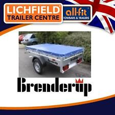 Brenderup 1205 6ft 8 x 4ft Special Deal £799 new 2017 trailer