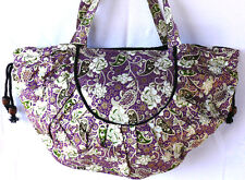 SAC A MAIN ETHNIQUE FEMME ETHNIC BAG WOMEN BOLSO ETNICO violet purple BATIK