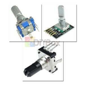 2PCS EC16 EC12 EC11 Potentiometer Rotary Encoder Module Brick Sensor for Arduino