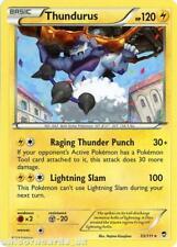 Thundurus 33/111 BKWK Rare Mint Pokemon Card