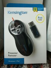 Kensington USB Wireless Presenter Remote with Red Laser Brand New
