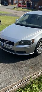 Volvo S40 l (Full car breaking) all parts available 2.0d Sport Silver