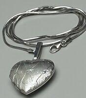 Design Anhänger Foto Medaillon 835 Silber Wappen Punze & pass. Silberkette /A397