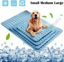 Dog Cooling Mat Pet Cooling Pads for Dogs Cats Summer Breathable Kennel Cool Mat