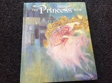 The Princess Book vintage childrens Rand McNally. BEAUTIFUL large Hardcover