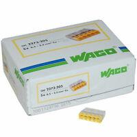 Wago COMPACT Klemme Serie 2273-205 Dosenklemmen 100 Stück