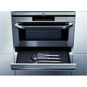 AEG KD6070M 7cm Accessory Drawer in Stainless Steel FA2911