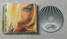 CD AUDIO DISQUE INT/ MADONNA GHV2 (GREATEST HITS VOLUME2) 2001