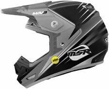 MSR MAV 3 Block MIPS Silver Black Helmet  Size Large