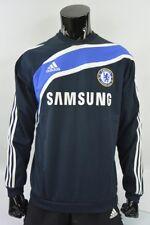 adidas Chelsea FC Football Training Sweatshirt Men's SIZE 38-40 MEDIUM /M adults