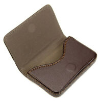 Arrival PU Leather Promotion Luxury Business Wallet Case Bag Name Card Holder