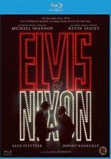 ELVIS & NIXON BLU-RAY w/ KEVIN SPACEY - JOHNNY KNOXVILLE (Elvis Presley)