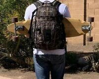 Dakine Heli Pro Pack 20L Backpack Plaid - Hiking, Street, Campus + board holder