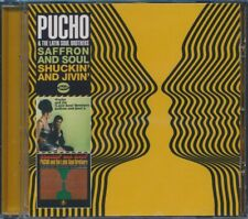 SEALED NEW CD Pucho & The Latin Soul Brothers - Saffron And Soul + Shuckin And J