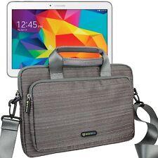 """Briefcase Handle Case Shoulder Bag For Samsung Galaxy Tab 4/3/Pro 10.1"""" Tablet"""