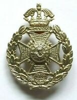 Rifle Brigade Prince Consort's Own OR's 1956-58 cap badge - Slider to Rear