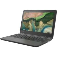 "Lenovo 81H00000US Chromebook 300e 11.6"" HD Touchscreen MediaTek M8173C 2.10GHz"